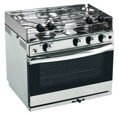 3 Burner Oven with Grill - OPEN SEA