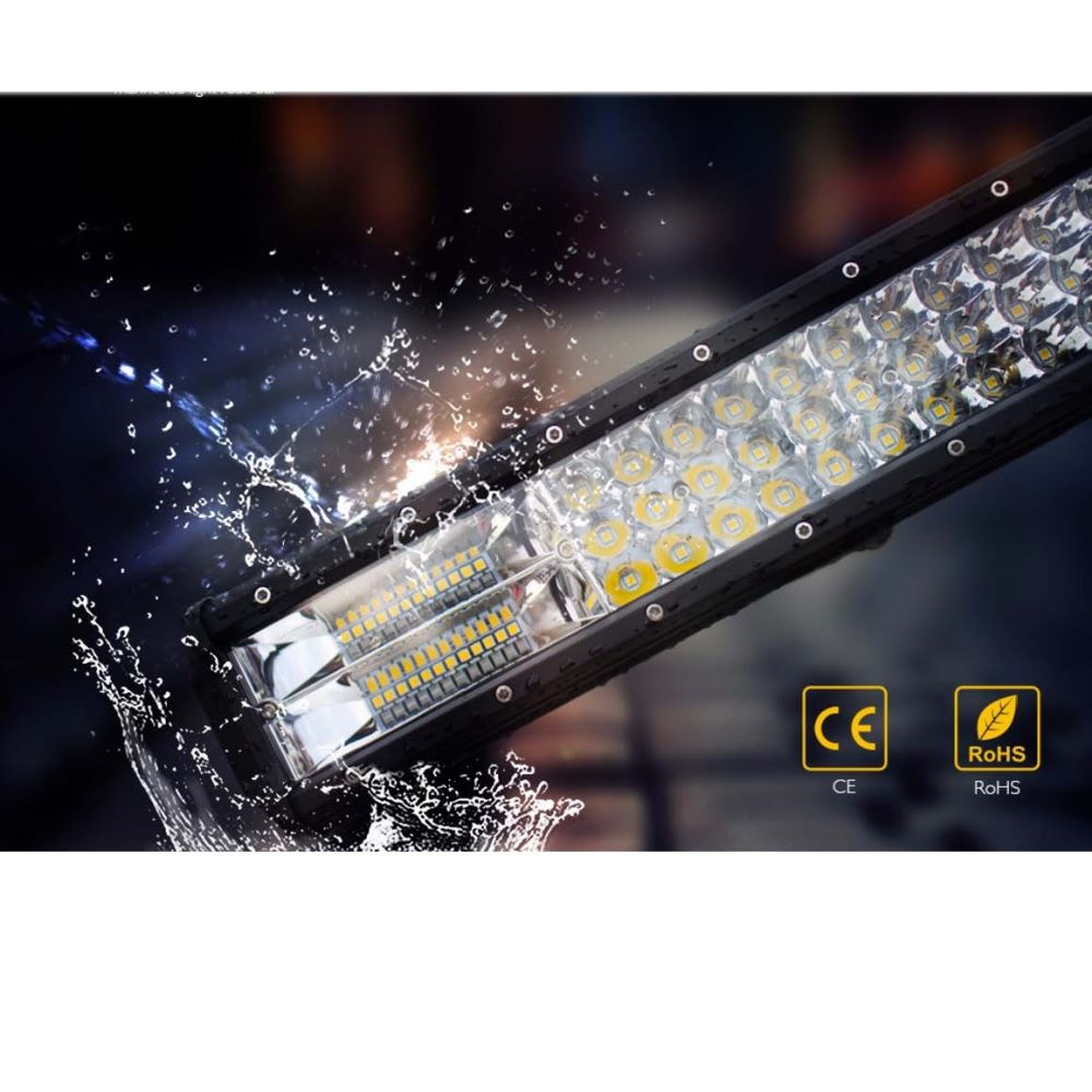 15 Inch LED Light Bar - 108W