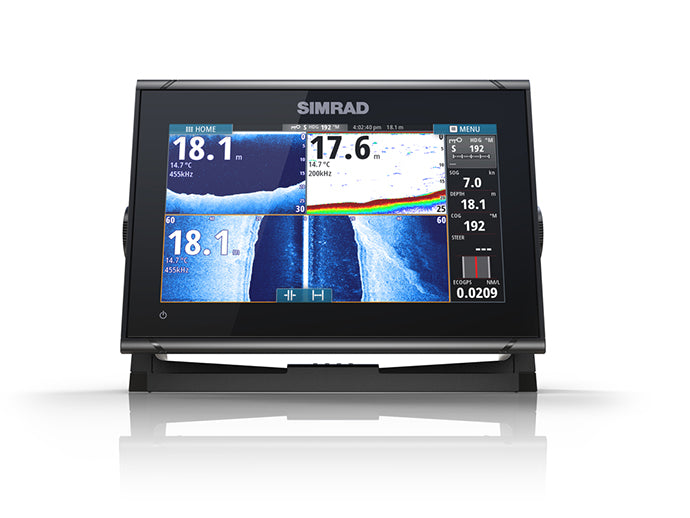 Simrad GO9 XSE Multi-function display