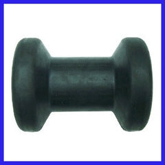 Keel Roller - Black - 100mm x 75mm