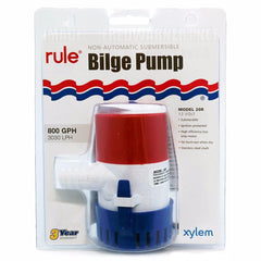 Rule 800GPH Submersible Bilge Pump