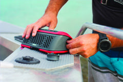 FUSION Portable Water sports Speaker - RED