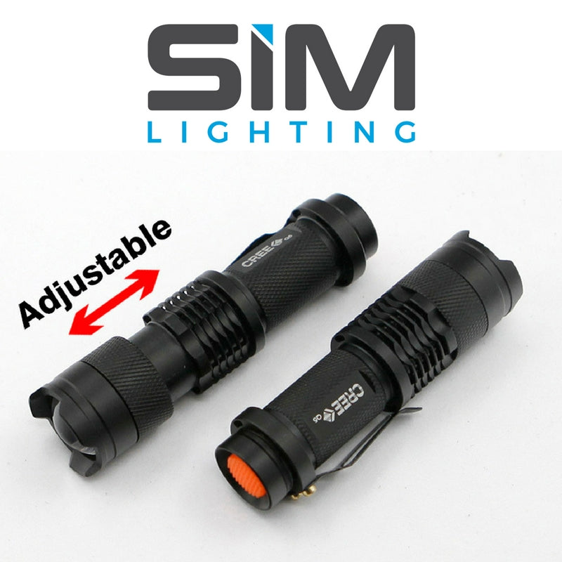 High Power LED Torch - Quality