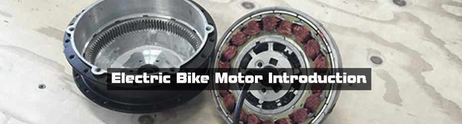 electric bike motors title=