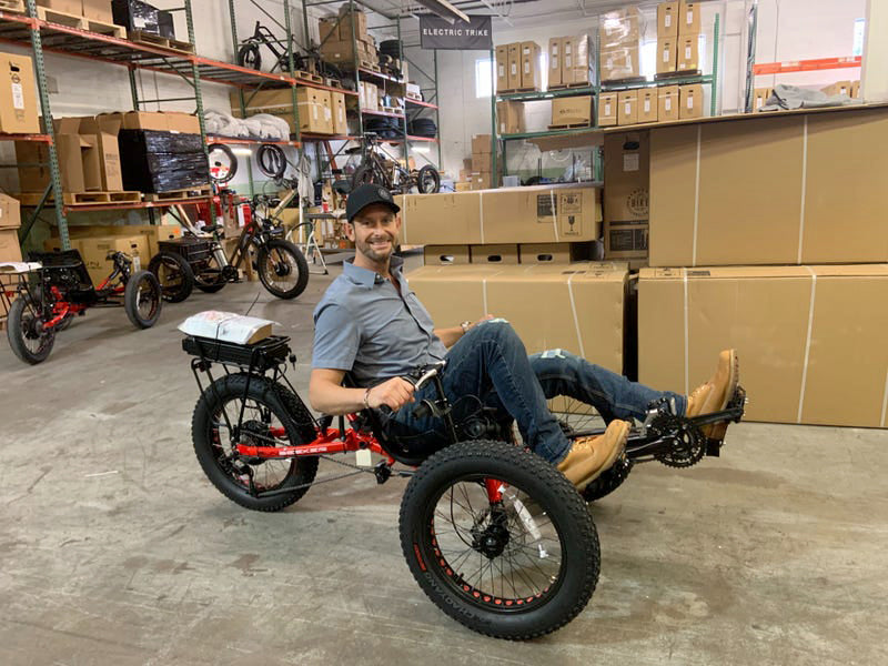 Pandemic Spurs Demand for E-Bikes