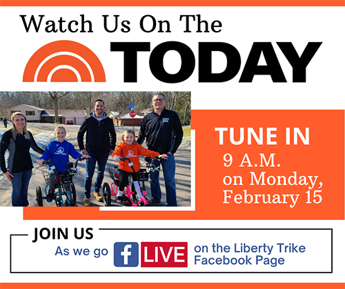 Join us to watch the TODAY Show on Facebook LIVE!