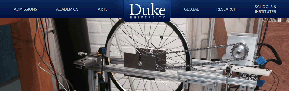 Duke University Using E-BikeKit™ for Shell Eco-Marathon title=
