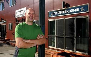 Green Microgym and Plugout Technology were invented by Adam Boese