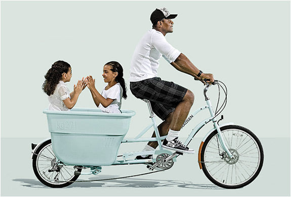 Electric Cargo Bikes A Nice Way To Get Around