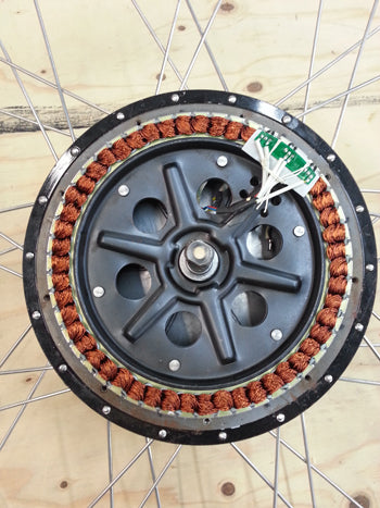 Electric Bike Hub Motor