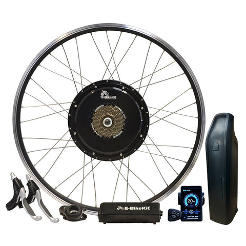 Heavy-Duty E-BikeKit™<br />Lithium - Rear Wheel