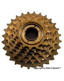 Freewheel - 6 Speed