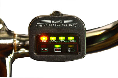 LED Battery Display for E-TrikeKit™ 2014 Model