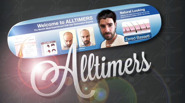 ZERED BASSETT - WELCOME TO ALLTIMERS
