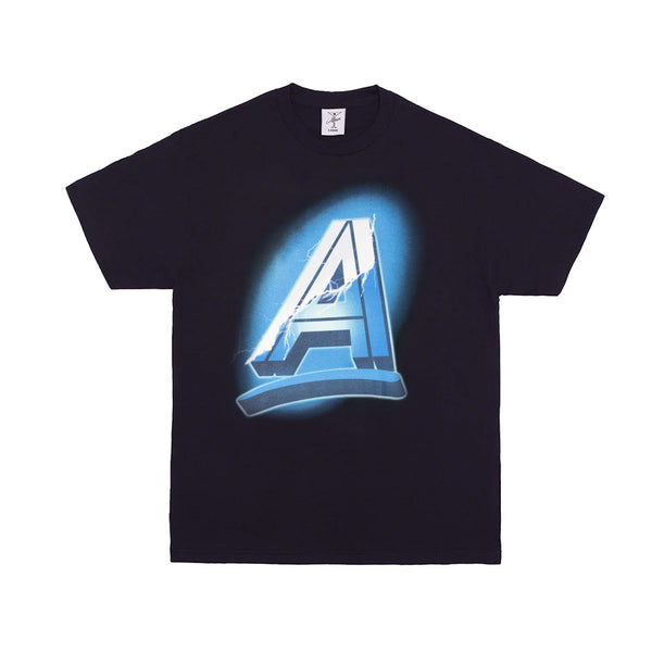 LIGHTNING CHAMP TEE NAVY