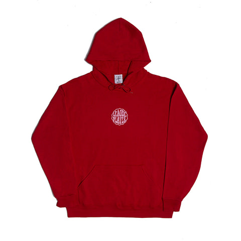 HACKER HOODY RED