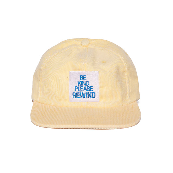 BE KIND HAT YELLOW