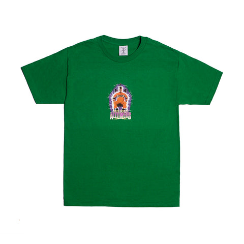 ENERGY TEE KELLY GREEN