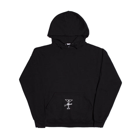 LEAGUE PLAYER HOODY BLACK