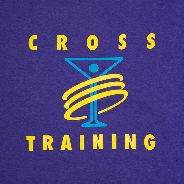 TRAINING TEE PURPLE