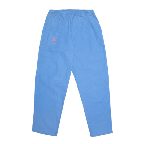 YACHT RENTAL PANTS BLUE