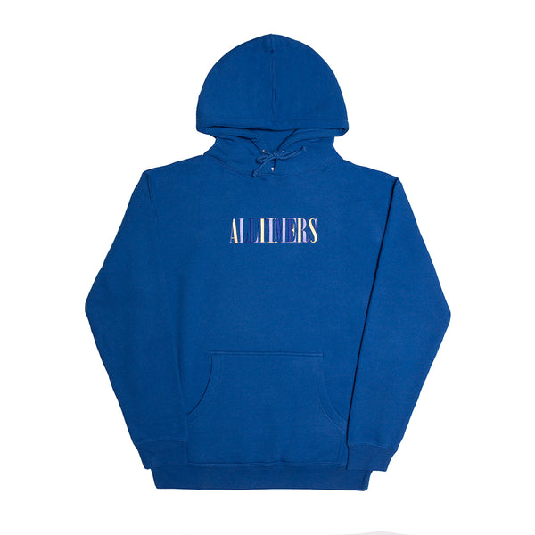 MIDTOWN HOODY ROYAL BLUE