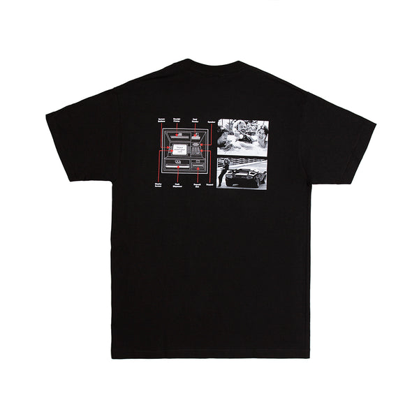 GUIDE TO LIFE TEE BLACK