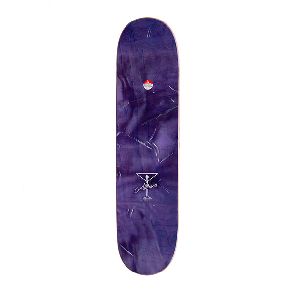 PACKING TAPE LOGO BOARD PURPLE 8.25""
