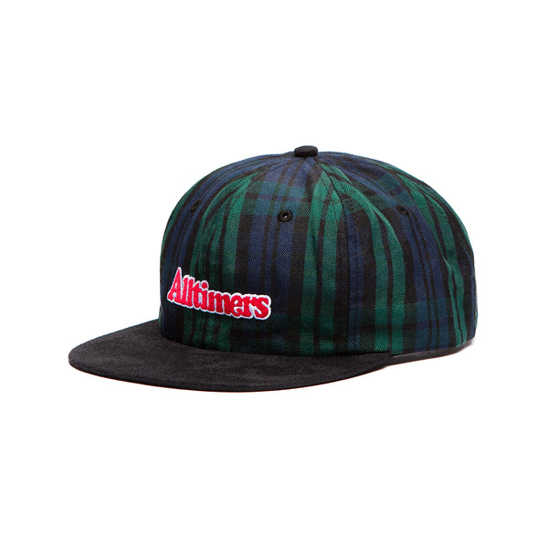 BASEMENT HAT NAVY/BLACK/GREEN