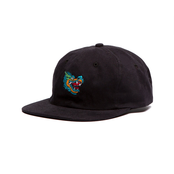 WHAT A DRAG HAT BLACK