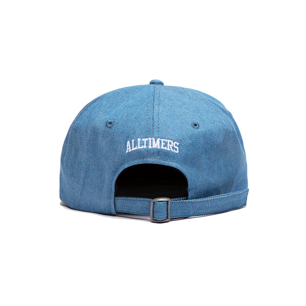 WHAT A DRAG HAT LIGHT DENIM