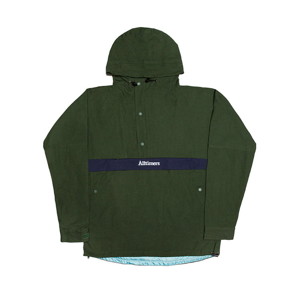 JACK ANORAK JACKET GREEN
