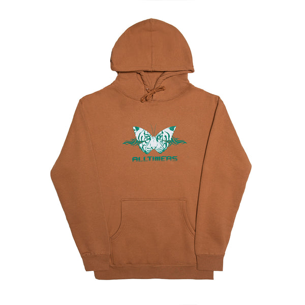 BEST TAT HOODY TAN
