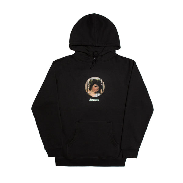 2AM WINE GOD HOODY BLACK