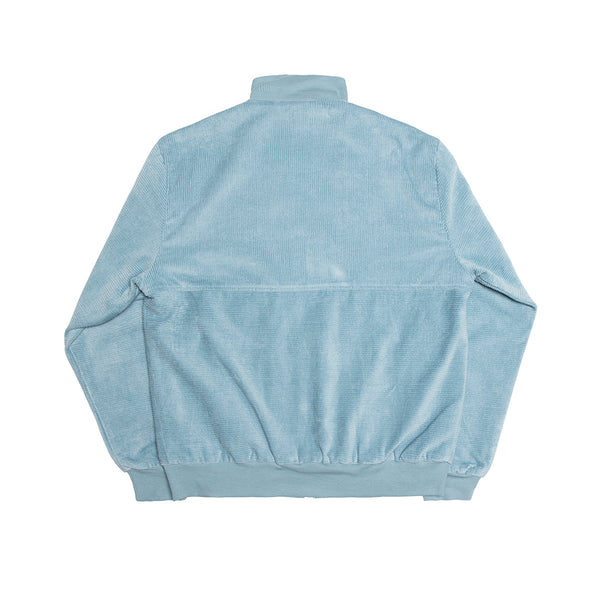 JEREMIH CORD JACKET BABY BLUE