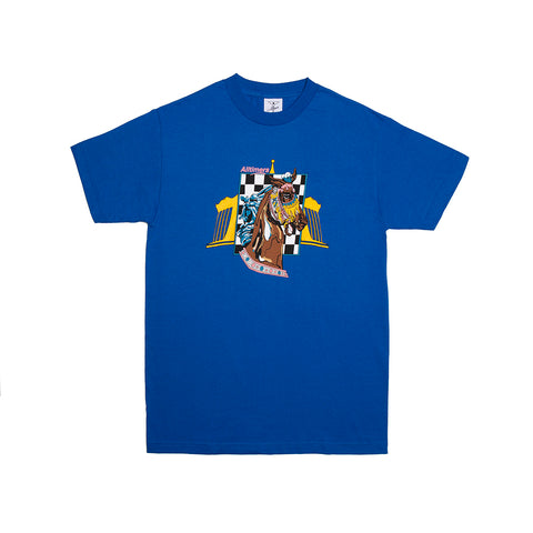 GIDDY UP TEE ROYAL
