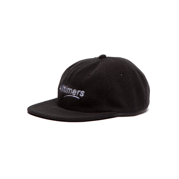 FLEECY HAT BLACK