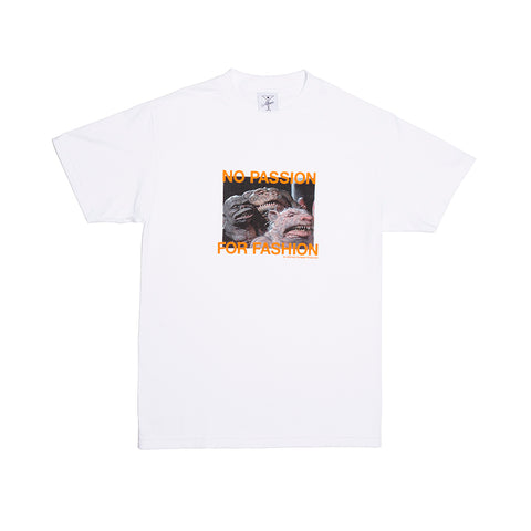 9 PASSION TEE WHITE