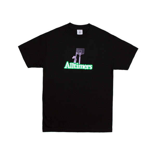 ALLSTAR ZONE TEE BLACK