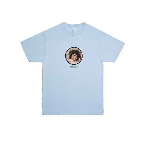 2AM WINE GOD TEE POWDER BLUE