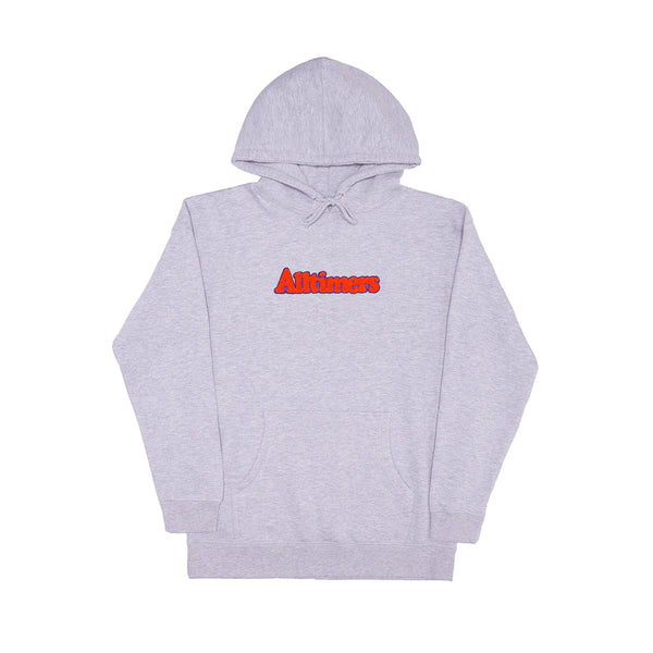 BROADWAY HOODY HEATHER GREY