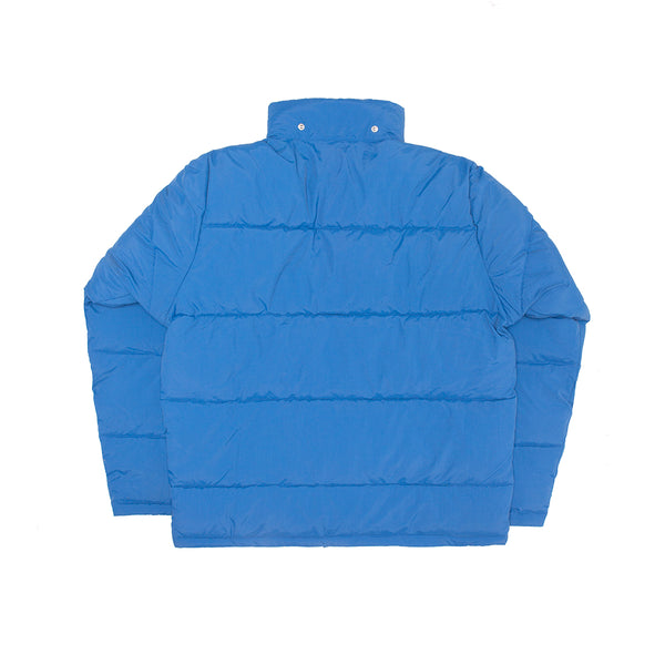 FARLEY PUFFER JACKET ROYAL BLUE