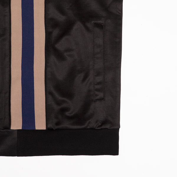 GAZ JACKET BLACK