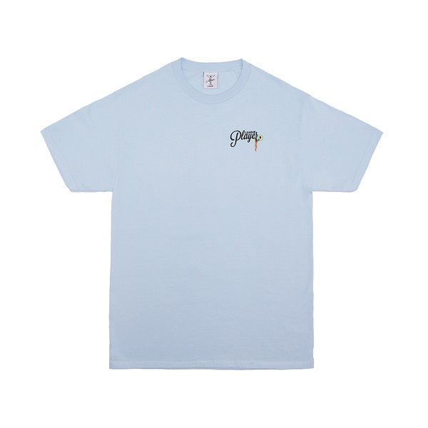 SPLASH ZONE TEE POWDER BLUE