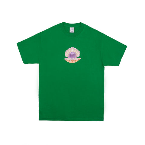 WILD WONDERS TEE KELLY GREEN