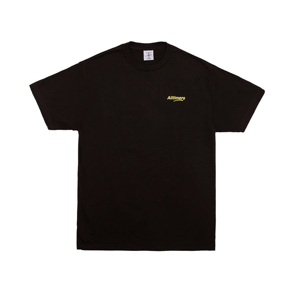 GOOD HANDS TEE BLACK