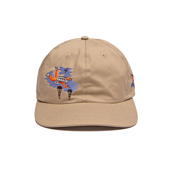 SKY DROP HAT TAN
