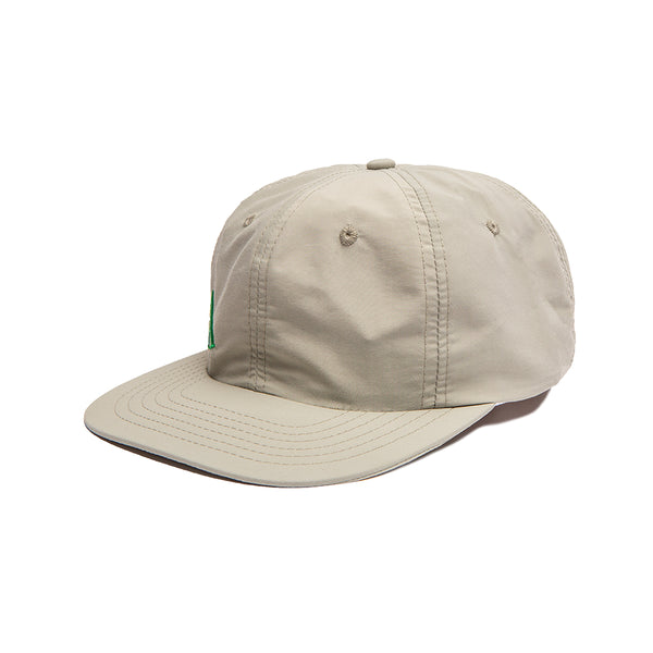 BACKSIDE HAT SILVER