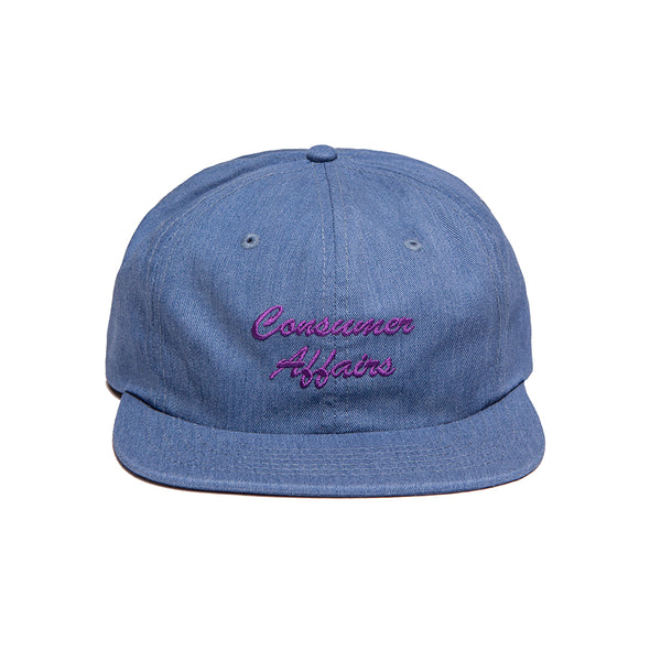 CONSUMER AFFAIRS HAT DENIM