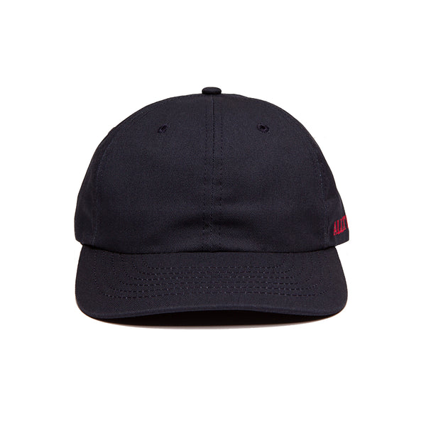 LINED UP HAT NAVY